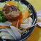 野菜そば(野菜2倍・・・200円増し)