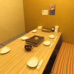 SNS映え◎なテーブル席もあります★