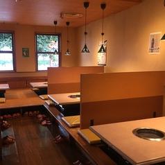 焼肉のバーンズ 須坂インター店の雰囲気1