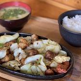 辛麺食堂 道のおすすめ料理2