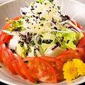 料理メニュー写真トマトサラダ