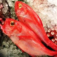 毎日仕入れる海鮮!旬のお魚メニューも必見♪