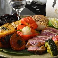 京野菜、鮮魚へのこだわり