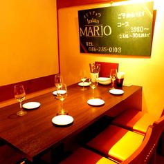表町 イタリアン MARIO マリオの雰囲気1