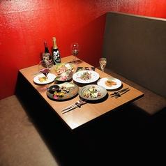 肉バルSHOW's dining 祇園店の雰囲気1