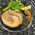 料理メニュー写真ポルケッタ<ハーブ香る焼豚>