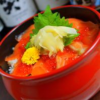 彩り鮮やかな海鮮料理の数々…目でも楽しくお酒も進む…