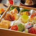 料理メニュー写真(ランチ)御弁当『雅』みやび ~9種の季節の料理が鮮やかに彩る昼の御弁当~