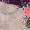 2次会等、各種ご宴会貸切15名~対応致します。人数によっては立席も可能。
