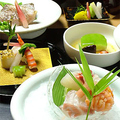 料理メニュー写真(昼懐石)お昼の懐石『彩』いろどり ~女性に人気の華やかなコース~