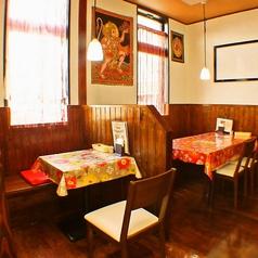 インド レストラン アラティ INDIAN RESTAURANT ARATI 倉敷店の雰囲気1