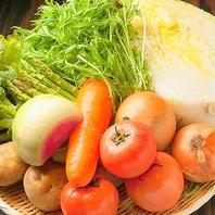 インカのめざめなど北海道直送のお野菜も人気★