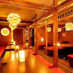 個室居酒屋 薩摩吉兆 有楽町店の雰囲気1