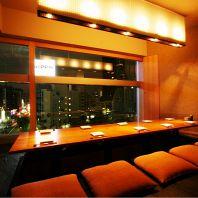 新宿駅徒歩2分の最大20名様迄の個室歓送迎会可能!