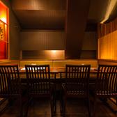 清潔感のある綺麗な店内で宴会、飲み会◎宴会にも最適な食べ飲み放題コースをご用意しておりますので各宴会でぜひご利用くださいませ。