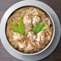 料理メニュー写真鶏の釜めし