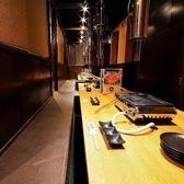 肉卸直送 焼肉 たいが 名古屋駅西口店の雰囲気2