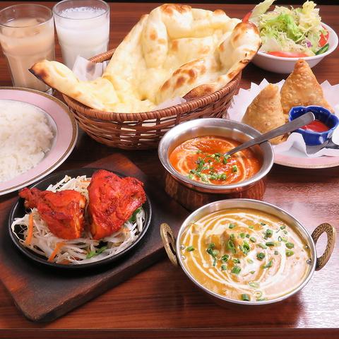 インド料理 MILAN(ミラン)宇治店