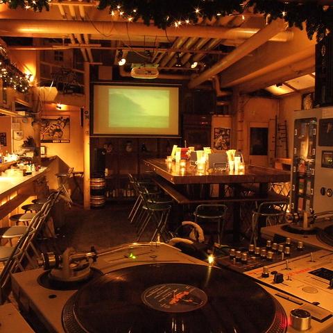 渋谷センター街★300円でフードもドリンクも全て楽しめる人気店★貸切から少人数まで