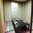 【別館】接待にぴったりの掘りごたつ個室