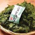【其之一】四万十川青さのり→日本が誇る清流四万十川の青さのり。風味豊かで栄養満点!アミノ酸やルテインなどの栄養成分が豊富で天然の健康食品とうたわれることも。爽やかな味わいをぜひご賞味ください。
