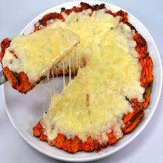 チーズキムチチヂミ