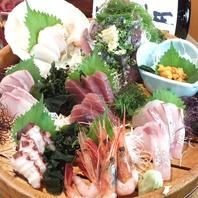 鮮魚の盛り合わせ★産地直送の旨さを堪能ください!