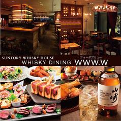 Whisky Dining WWW.W フォーダブリューイメージ