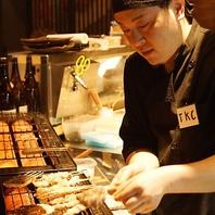 新鮮食材の焼き鳥は最高!!1本94円~ご提供!!