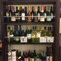 肉に合うワインも取り揃えております!!