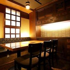 テーブル席の貸切は25名様~30名様まで☆#心斎橋#難波#なんば#鍋#しゃぶしゃぶ#すき焼き#食べ放題#飲み放題