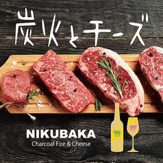 NIKUBAKA 肉バカ 岐阜駅前店のコース写真