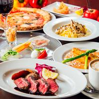 ■充実した宴会コースは4500円~ご用意しております!■