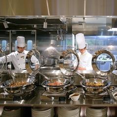 オールデイ ダイニング ブローニュ All day Dining Boulogne ホテルナゴヤキャッスルの雰囲気1