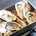 料理メニュー写真牡蠣のガンガン焼き