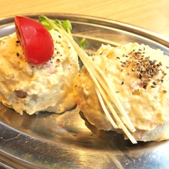 料理メニュー写真酒場のポテトサラダ