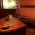 最大20名様までがご利用可能な、完全個室タイプのお席です。お座敷タイプの空間ですので、和の情緒あふれる空間でお食事がお楽しみいただけます。