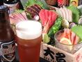≪初めての方に!≫日~木限定で、クラフトビール×トロ箱セットが1360円→1000円に!!