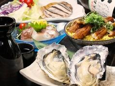 廣島 炙り市場 BAR バーのコース写真