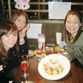 女子会・誕生日会・記念日などのお祝いに最適!BDケーキ1500円でご用意可能です♪