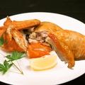 料理メニュー写真「鹿児島産ハーブ鶏」若鶏の半身揚げ