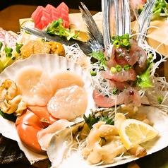 魚然 魚串 新宿店の写真