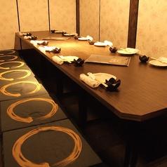 部署内でのご宴会や合コン、小パーティや二次会などあらゆるシーンに対応いたします。