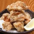 料理メニュー写真一晩じっくり漬けた特製鶏唐揚げ
