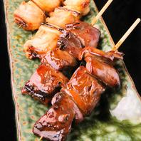 徳島特産メニュー☆こだわった阿波尾鶏のお料理が豊富♪