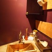 【アメニティ充実♪】女性も安心アメニティ充実の綺麗でピカピカのトイレです!!女子会やママ会におすすめです