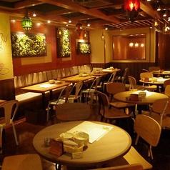 Oriental Market&Bistro NIJYU-MARU にじゅうまる 渋谷道玄坂店の雰囲気1