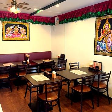 インド・ネパール料理 ニュー アンナプルナの雰囲気1