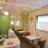 谷中 TENSUKE CAFEの雰囲気3