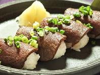 松阪豚フェア実施中!!一品料理もございます。